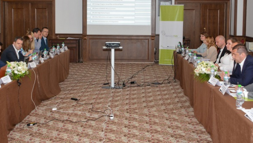 Twelfth meeting of the DANUBE FAB Social Consultation Forum (SCF/12)